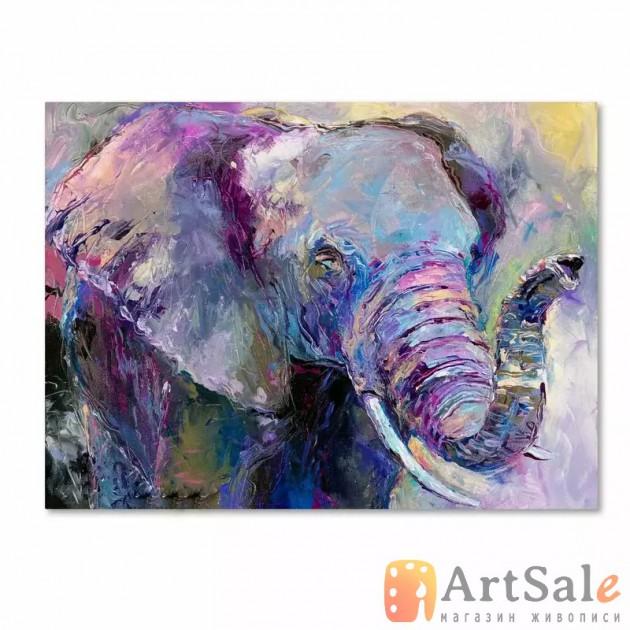 Картина Слон, ART: AI0001
