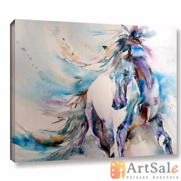 Картина конь, ART: AI0007