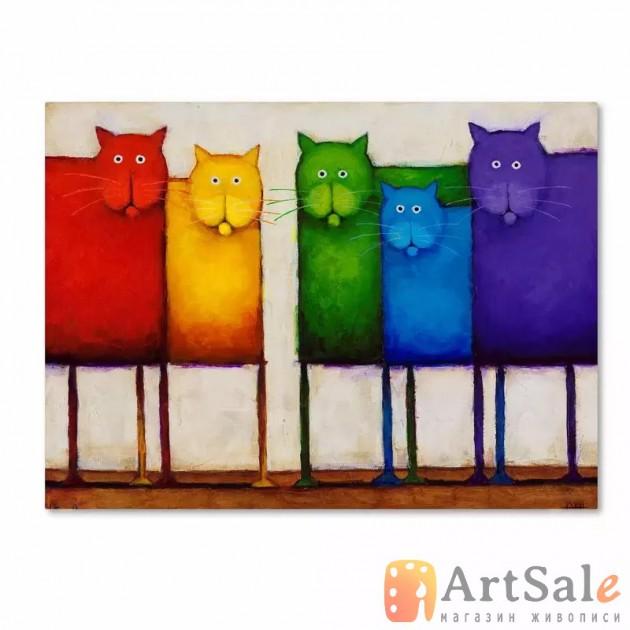 Картина Коты, ART: AI0008