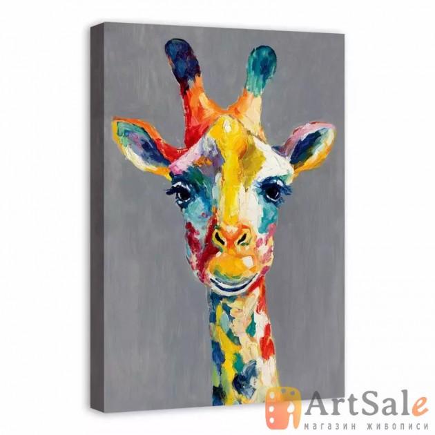 Картина Жираф, ART: AI0010