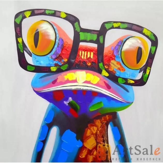 Картина Лягушка, ART: AI0013