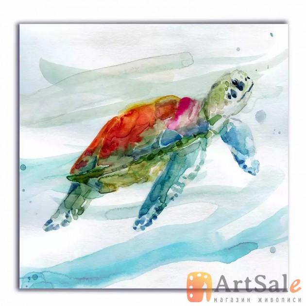 Картина Черепаха, ART: AI0018