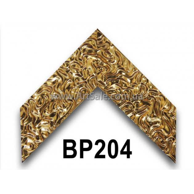 Рамки для картин, Багет пластиковый BP204