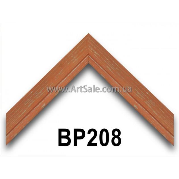 Рамки для картин, Багет пластиковый BP208