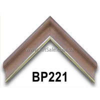 Рамки для картин, Багет пластиковый BP221