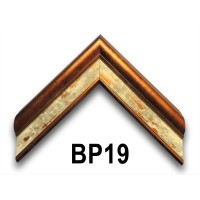 Рамки для картин, Багет пластиковый BP19