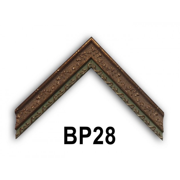 Рамки для картин, Багет пластиковый BP28