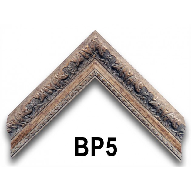 Рамки для картин, Багет пластиковый BP5