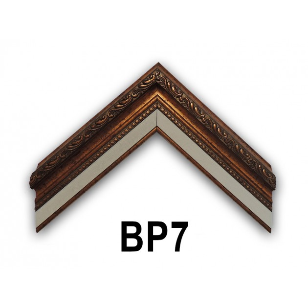 Рамки для картин, Багет пластиковый BP7