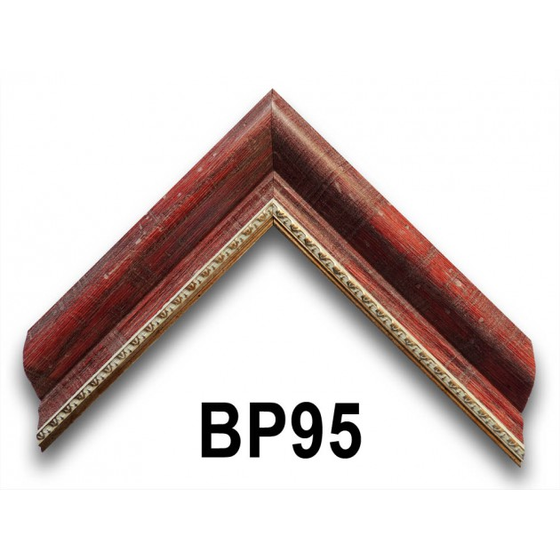 Рамки для картин, Багет пластиковый BP95