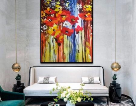 Картины в спальню – как выбрать?