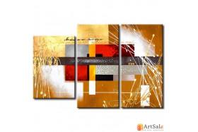 Модульные картины Абстракции