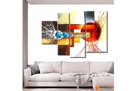 Модульные картины | купить модульную картину от ArtSale™