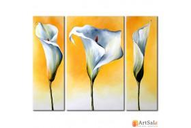 Модульные картины Цветы