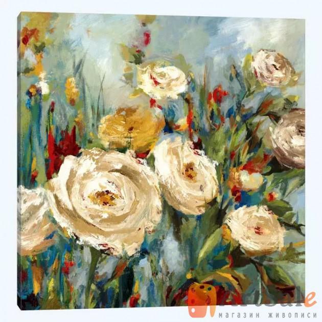 Картины цветы розы, ART: CI0021