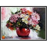 Картины цветы, ART# CVV17_001