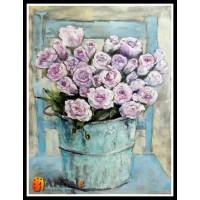 Картины цветы, ART# CVV17_002