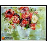 Картины цветы, ART# CVV17_004
