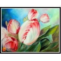 Картины цветы, ART# CVV17_010