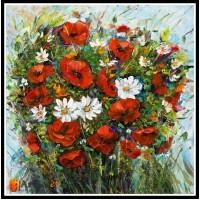 Картины цветы, ART# CVV17_013