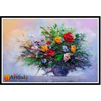 Картины цветы, ART# CVV17_014