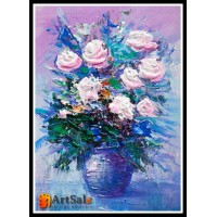 Картины цветы, ART# CVV17_015