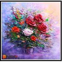 Картины цветы, ART# CVV17_017