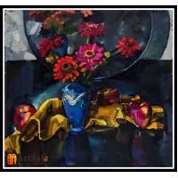 Картины цветы, ART# CVV17_018