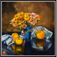 Картины цветы, ART# CVV17_020