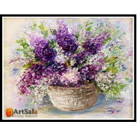 Картины цветы, ART# CVV17_022
