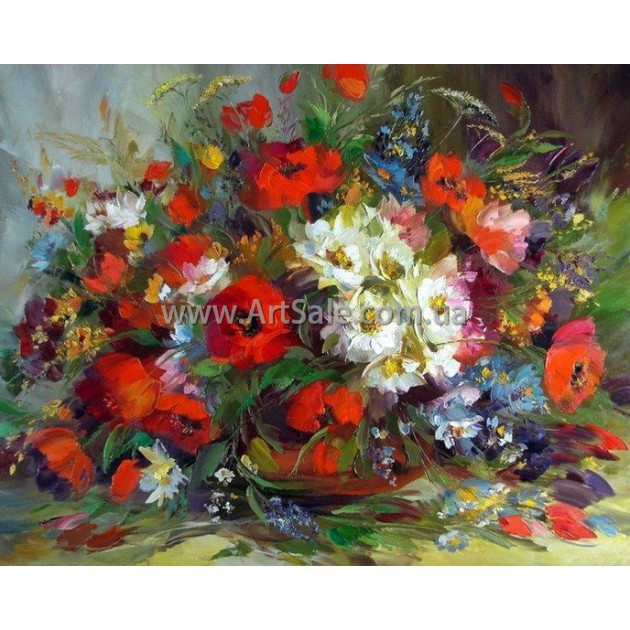 Картины цветы, ART: FLW3035
