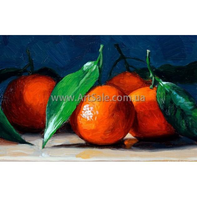 """Купить натюрморт """"Апельсины"""""""