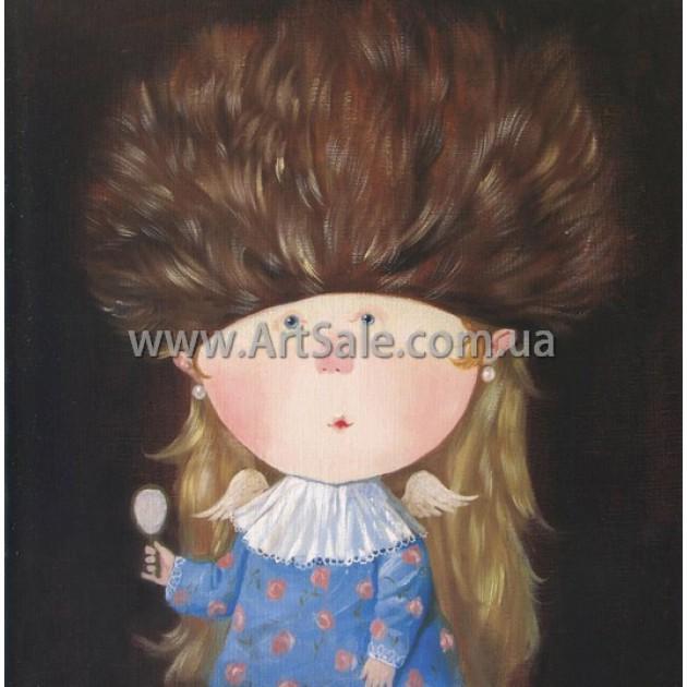 Купить копию картину Гапчинской в Киеве