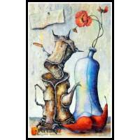 Картины для интерьера, интерьерная картина ART# IN17_003