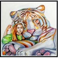 Картины для интерьера, интерьерная картина ART# IN17_036