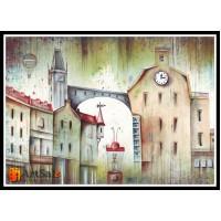 Картины для интерьера, интерьерная картина ART# IN17_054
