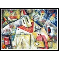 Картины для интерьера, интерьерная картина ART# IN17_074