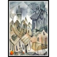 Картины для интерьера, интерьерная картина ART# IN17_077