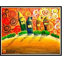 Картины для интерьера, интерьерная картина ART# IN17_087