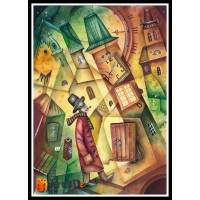 Картины для интерьера, интерьерная картина ART# IN17_088