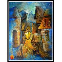 Картины для интерьера, интерьерная картина ART# IN17_090