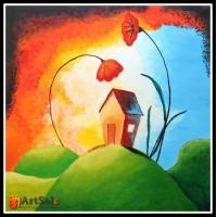 Картины для интерьера, интерьерная картина ART# IN17_091