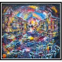 Картины для интерьера, интерьерная картина ART# IN17_112