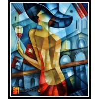 Картины для интерьера, интерьерная картина ART# IN17_116