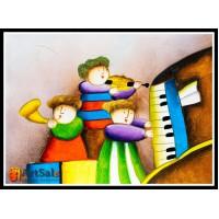 Картины для интерьера, интерьерная картина ART# IN17_123