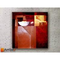 Картины для интерьера, интерьерная картина ART# INT17_124