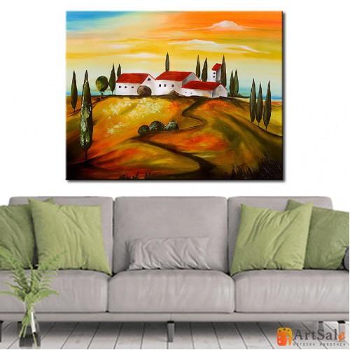 Картины пейзажи, ART: PR0007