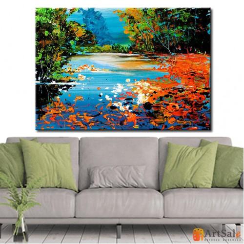 Картины пейзажи, ART: PR0010