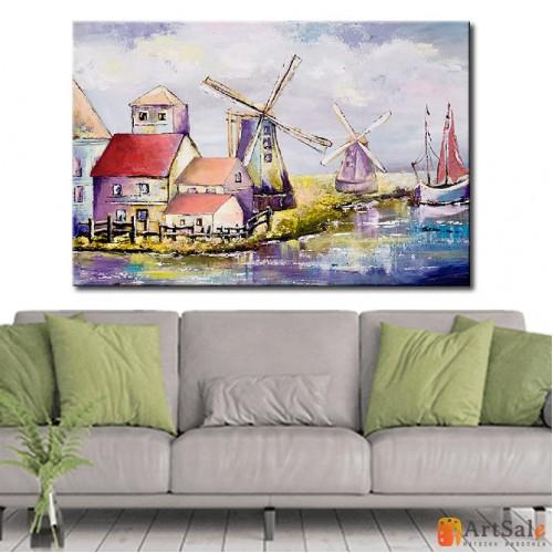 Картины пейзажи, ART: PR0016