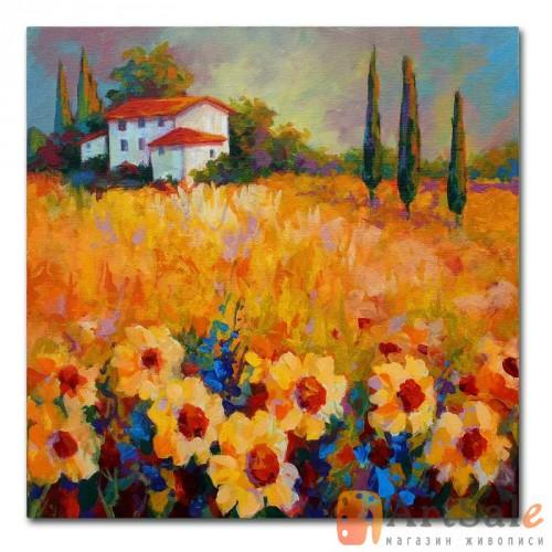 Картины пейзажи, ART: OR0053